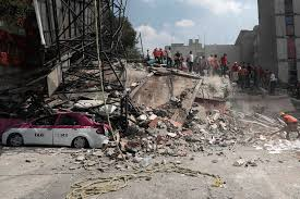 Flag Of Mexico Picture Shocking Images Of Earthquake Coming Out Of Mexico People Com