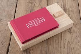 Photo Album Box Book U0026 Wooden Usb Box Loxley Colour