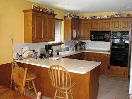 kitchen snack bar ideas u shaped kitchen with breakfast bar ideas roswell kitchen bath