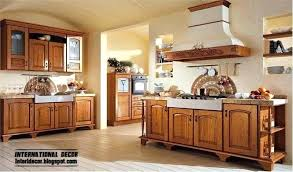 Country Style Kitchen Design Country Style Kitchen Cabinets Pictures Rustic Style Kitchen
