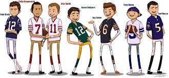 nfl quarterback time by djcoulz on deviantart