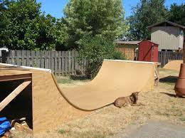 Backyard Skateboard Ramps Easyhalfpipe Com Gallery