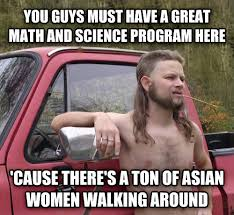 Asian Lady Meme - livememe com almost politically correct redneck