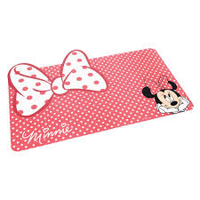 minnie mouse dog cat dinner mat http www puddypooch uk