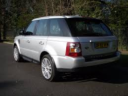 used 2005 land rover range rover sport 2 7 tdv6 hse 5dr auto for