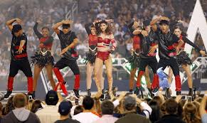 dallas cowboys a look back at the halftime performers for the