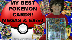 my s best cards collection album of megas exes