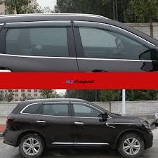 renault koleos 2017 red vent deflectors picture more detailed picture about car door