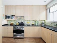 Modern Kitchen Cabinets Pictures Ideas  Tips From HGTV HGTV - Modern cabinets for kitchen