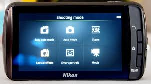nikon coolpix s800c first look review