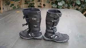 low motorcycle boots fabv forma adventure boots youtube