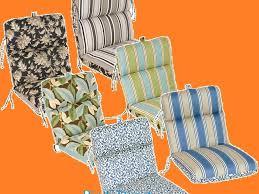 Patio Chair Cushions Kmart Patio 56 Replacement Patio Cushions Martha Stewart Patio