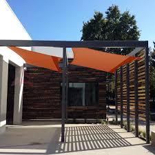 Pergola Shade Covers by Sun Shade Sail 10 U0027 X 10 U0027 Waterproof Fabric Outdoor Canopy Patio