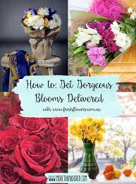 Get Flowers Delivered Today - how to get flowers delivered flower inspiration