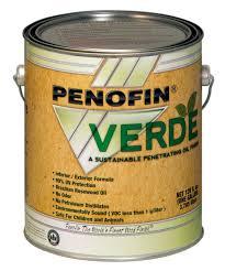 performance coatings 733921700895 penofin verde sustainable wood