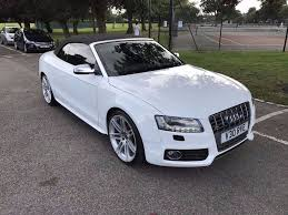 convertible audi white 2011 audi s5 v6t topspec convertible auto stolen recovered salvage