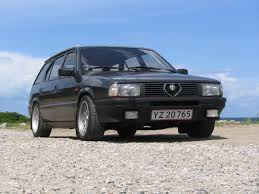 1987 alfa romeo street car