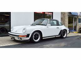 1986 porsche targa for sale 1989 porsche 911 carrera 3 2 targa for sale classiccars com cc