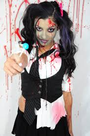 Halloween Costumes Makeup by 63 Best Para Zombie Bash Images On Pinterest Japanese