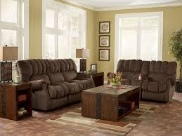 Microfiber Recliner Sofa by Living Room Extraordinary Overstuffed Living Room Furniture Sets