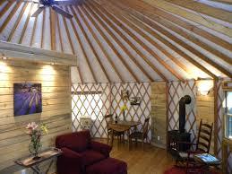Living In A Yurt by Yurt On A Beautiful Alpaca Ranch Vrbo