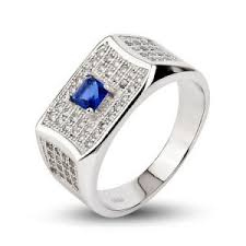 sterling diamond china china 925 sterling silver sapphire diamond gemstone jewelry ring