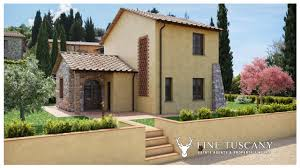 Cottages In Tuscany by Off Plan 3 Bedroom Villa In Orciatico Tuscany Italy