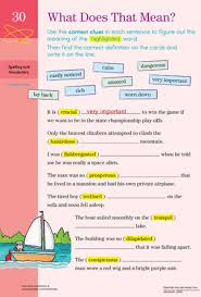 best ideas of teaching context clues 3rd grade worksheets also