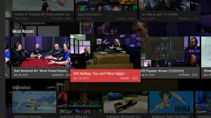 amazon fire tv android tv the giant bomb enthusiast app new