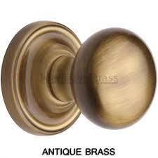 mortice glass door knobs heritage brass hampstead mortice knob