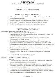 Sample Resume Templates For Highschool Students Sample Resume For High Student Applying To College Resume