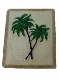 large palm tree vinyl wall decal sticker tropical art decor 23 pics photos palm tree stickers wall