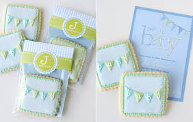 vintage bunting baby shower u2013 glorious treats