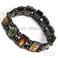 saints bracelet 2018 3 wood saints bracelet wooden jesus bracelets uk