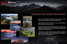 Photographers Websites Landscape Photographers A Collection Of Portfolio Websites