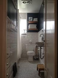 narrow bathroom ideas the 25 best small narrow bathroom ideas on with narrow