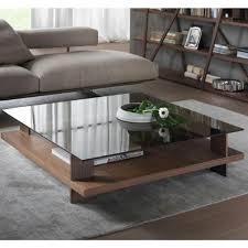 48 Square Coffee Table Glass Coffee Table 48 Square Pacini Corallo S Thippo
