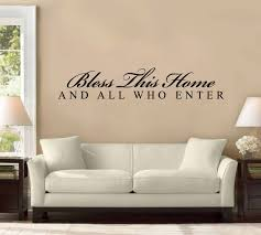 Wall Quotes For Living Room by 48