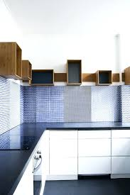 color combination for blue tiles modern kitchen with soft blue and white color combination
