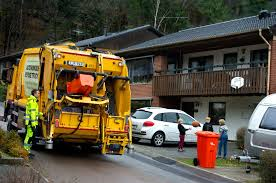 volvo semi truck service volvo testing autonomous garbage trucks in sweden photo u0026 image