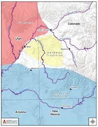 Dolores Colorado Map by The Gateway Tradition Articles Colorado Encyclopedia