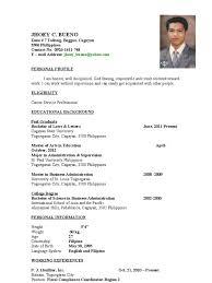 Resume Sample Malaysia by Resume Sample Malaysia Custom Made Resumes