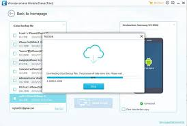 icloud backup for android how to transfer icloud contacts to android device easily