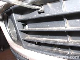 audi a4 1 8t volkswagen front bumper removal golf jetta passat