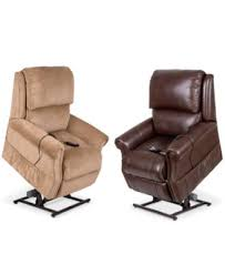 raeghan fabric power lift reclining chair furniture macy u0027s