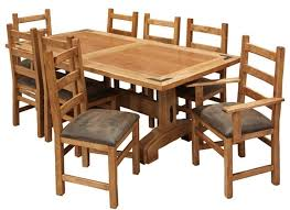 rustic dining room chairs rustic lodge dining table set rustic cabin dining table set
