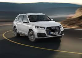 audi a7 suv audi shows 2015 q7 in tofana white color reveals obsession