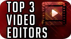 Top 3 Best FREE Video Editing Software 20172018  YouTube