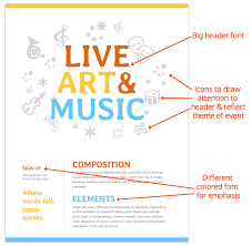 design event definition 80 poster design tips for every occasion venngage