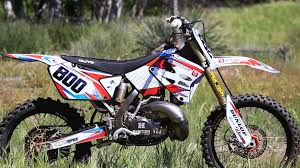 motocross bike brands mike alessi u0027s factory rm250 2 stroke test dirt bike magazine